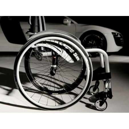 Αμαξίδιο ελαφρού τύπου Quickie Helium -Αναπηρικά αμαξίδια ενηλίκων απλού τύπου