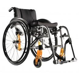 Χειροκίνητο αμαξίδιο ελαφρού τύπου Quickie Life -Αναπηρικά αμαξίδια ενηλίκων απλού τύπου