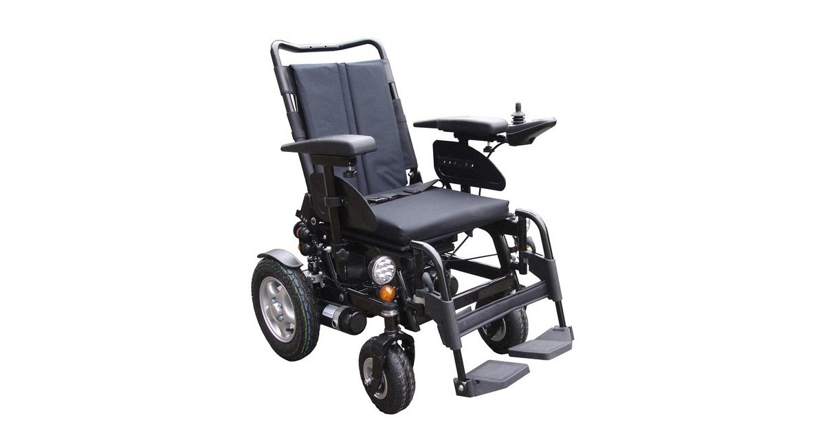Ηλεκτροκίνητο αναπηρικό αμαξίδιο Power -Ηλεκτρικά αμαξίδια